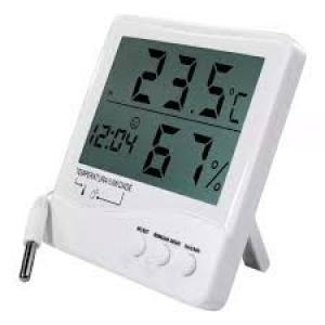 Calibração termohigrometro
