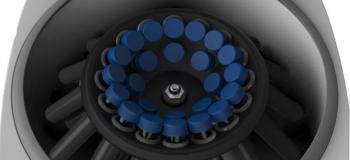 Calibração centrifuga