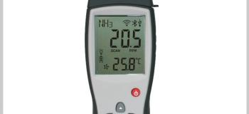 Calibração de detector de gases