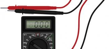 Calibração de multimetro